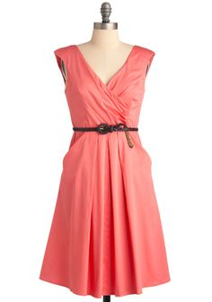 Occasion by Me Dress in Pink, #ModCloth