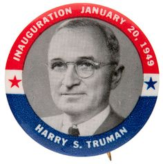 On January 31, 1950 U.S. President Truman announced that he had ordered development of the hydrogen bomb. This and other Truman memorabilia can be found at TedHake.com!