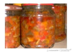 Sałatka-leczo z grzybów