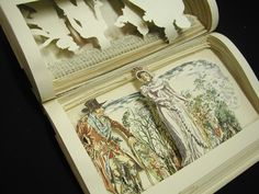 this must look so cool as you turn the pages