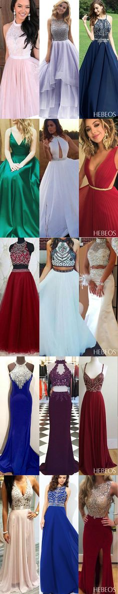 Dress to impress for the hottest event of the year, Prom!!! HEBEOS have you covered for Prom with our selection of elegant evening gowns, stunning sequins, little black dresses and backless beauties in the hottest lengths, cuts and colors!