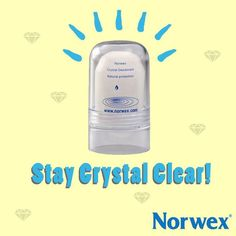 Did you know that the Norwex Crystal Deodorant not only provides long-lasting, non-staining, hypoallergenic protection, but it also works great as an aftershave! Alum deodorant stones can help reduce the appearance of a shaving rash (although it may cause a slight tingling sensation), while also acting as an astringent and a mild antiseptic. Some customers say the Crystal may even help relieve bites from mosquitoes, fleas, ants, horseflies and bedbugs!