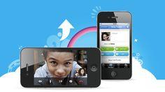 Skype para iOS ya ofrece llamadas de video a 720p
