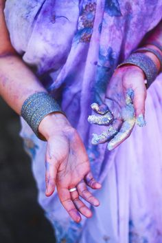 Holi, the festival of colors...I will attend this festival...IN INDIA.