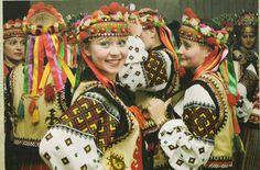 Taditional Ukrainian Hutzul Costumes