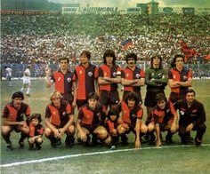 Genoa cfc 1893 (season 1980-81) Genoa Cfc, Image Foot, Cricket, Legends, Club, Sports, Football Images, Photos, Faces
