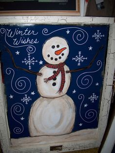 FRIENDS CANDLE SHED: It's Christmas at Candle Shed... well at least we have started with our old painted windows & screens and the famous lights in the bottles & blocks!