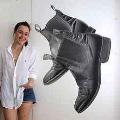 Australian artist CJ Hendry
