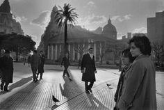 Buenos Aires 1960, Fotografía de Rene Burri