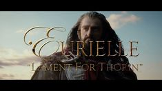 """The Hobbit (Part 2): 'Lament For Thorin' by Eurielle (Inspired by J.R.R Tolkien <a class=""""pintag searchlink"""" data-query=""""%23epic"""" data-type=""""hashtag"""" href=""""/search/?q=%23epic&rs=hashtag"""" rel=""""nofollow"""" title=""""#epic search Pinterest"""">#epic</a>"""