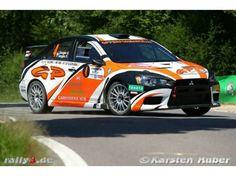 Mitsubishi Lancer Evo X R4 Light Rally Auto