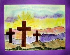 I've always found it difficult to find art and craft projects suitable for the Lenten season. Over the past couple of years I've developed some...