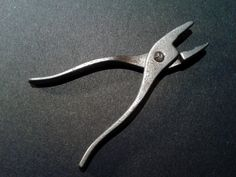 Antique Cast Toy Pliers 4 Inch by queenofsienna on Etsy, $32.00