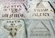 Awesome MARS Sand Sculptures submitted by simoechelon71 via the TRIAD GLOBAL ASSAULT Flickr