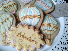 Hot Air Balloons   Cookie Connection