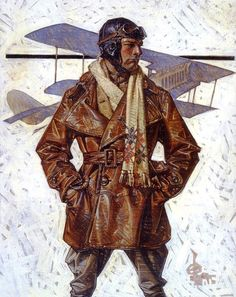 Collier's Weekly September, 1927. Illustration by J. C. Leyendecker (1874-1951)