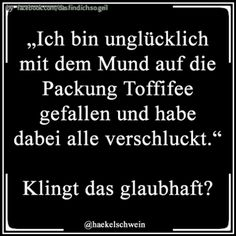 geil #witzigebilder #lustig #fun #liebe #instafun #witze #schwarzerhumor #funnypictures #lachflash #lustigesding #funnypicsdaily The Words, Word Pictures, Funny Pictures, Word Tattoos, Funny Cute, Me Quotes, Haha, Have Fun, Lyrics