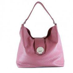 5e7dbac216 Veľké ružové kožené kabelky dámske na plece Wojewodzic 31768 FR50