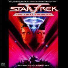 Jerry Goldsmith - Star Trek V: The Final Frontier (Original Motion Picture Soundtrack)