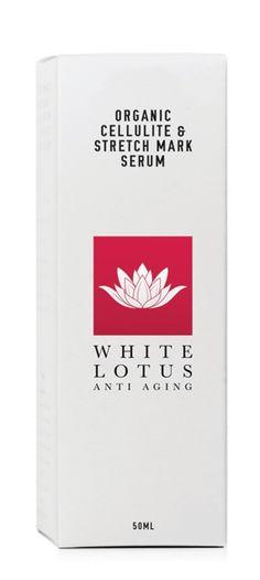 Organic Cellulite & Stretch Mark Serum 50ml  £39.99