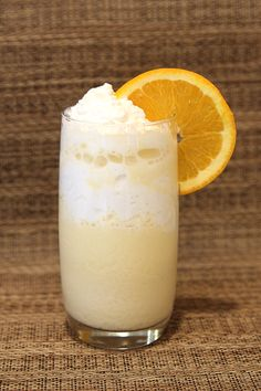 Orange Creamsicle Smoothie {Summer Citrus Flavor} -