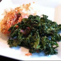 Krunchy Kale Chips Recipe on Yummly