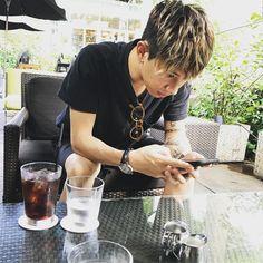 one ok rock taka One Ok Rock, Takahiro Morita, Takahiro Moriuchi, Boyfriend Material, Music Artists, My Love, Instagram Posts, People, Men's Hairstyle