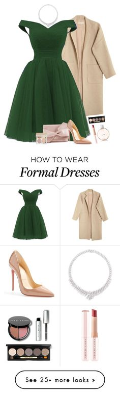 """Untitled #2884"" by pageinabook on Polyvore featuring Mara Hoffman, Christian Louboutin, Bobbi Brown Cosmetics, Puma and Chanel"