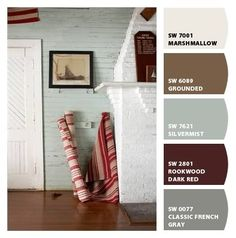 CHIP IT   SHERWIN WILLIAMS   PERFECTLY IMPERFECT