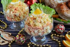 7. С Наступающим!!! Potato Salad, Cabbage, Potatoes, Vegetables, Ethnic Recipes, Anul Nou, Food, Salads, Potato