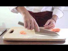Tecniche da Chef per il taglio delle verdure - Artsmovie