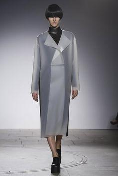 London College of Fashion RTW- Diani Diaz - Fall 2015 - Deux Hommes