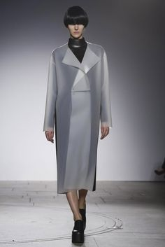 London College of Fashion RTW- Diani Diaz - Fall 2015 - Deux Hommes
