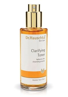 Dr. Hauschka Clarifying Toner - clearly, the best clarifying toner