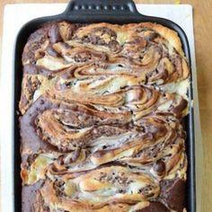 """Ciasto """"trzęsienie ziemi"""". Szybkie i bardzo łatwe, a zaskakuje formą i smakiem"""
