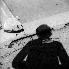 "de-salva: ""Vivian's shadow VIII Gelatin silver print Cycle: Shadow © Vivian Maier "" Shadow Photography, Photography Series, Street Photography, Portrait Photography, White Photography, Mary Poppins, Vivian Maier Street Photographer, Vivian Mayer, Tribute"