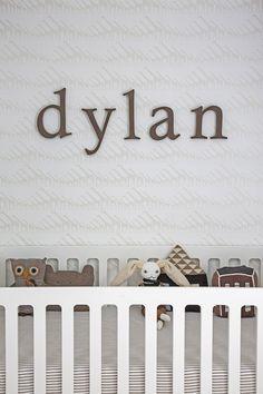 Dylan's Room Via fawnandforest.com