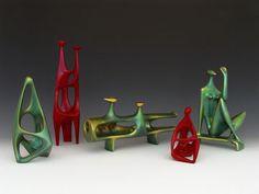 Zsolnay Ceramics Designed By János Török