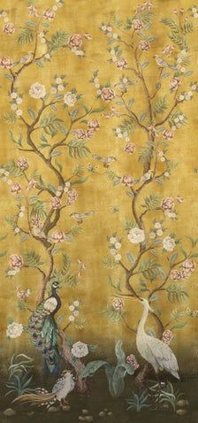 Cherry Blossom Peel-and-Stick Chinoiserie Distressed Removable | Etsy Shabby Chic Wallpaper, Chinoiserie Wallpaper, Wallpaper Roll, Wall Wallpaper, Bathroom Wallpaper, Mystic Wallpaper, Cherry Blossom Wallpaper, Wallpaper Manufacturers, Blue Wall Decor