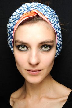 Kati Nescher - Marc By Marc Jacobs Backstage
