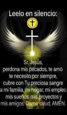 Jesus Mercy, God Jesus, Easter Prayers, Spanish Prayers, Prayers For Hope, Prayer For Family, Light Quotes, Beautiful Prayers, Inspirational Prayers