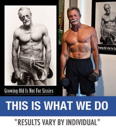 The 3 Most Effective Workout Routines For Men Over 40