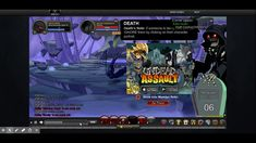 AQW The most epic boss battle evr