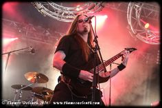 Order of Apollyon - black metal - France (Hellfest 2014)