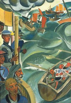 The rise and fall of Wyndham Lewis | Art UK
