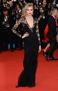 Cara Delevingne - Cannes