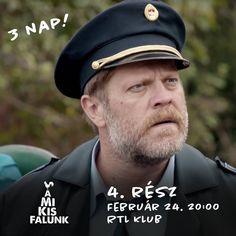 """291 kedvelés, 6 hozzászólás – RTL Magyarország (@rtlmagyarorszag) Instagram-hozzászólása: """"Stokinak mindig nehéz elmagyarázni, hogy pontosan még hány nap van A mi kis falunk következő…"""""""