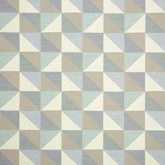 "Sunbrella pattern ""Crazy Quilt Seaglass"" 45973-0001"