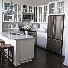 Small Kitchen Design, Pictures, Remodel, Decor and Ideas - page 2