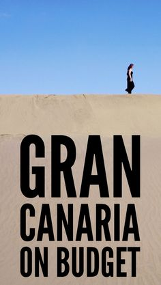 How to visit Gran Canaria on Budget? Europe Travel Guide, Spain Travel, Budget Travel, Travel Guides, Traveling Europe, Travelling Tips, European Destination, European Travel, Tenerife